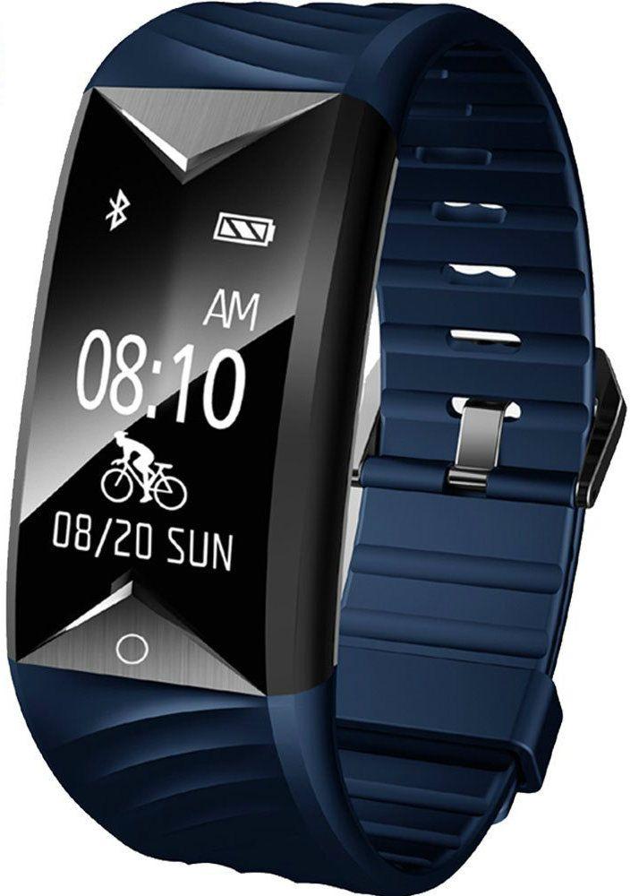 f999a8888 Más que un pulsómetro, es una pulsera inteligente plagada de funciones y  características increíbles. Un gadget totalmente resistente al agua,  perfecto para ...