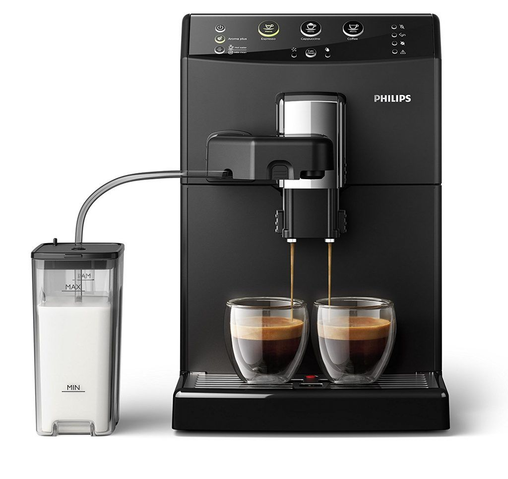 mejor cafetera automatica
