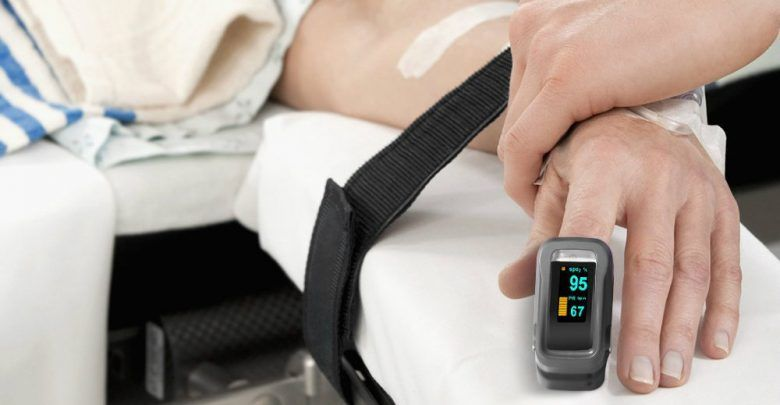 pulsioximetro pediatrico
