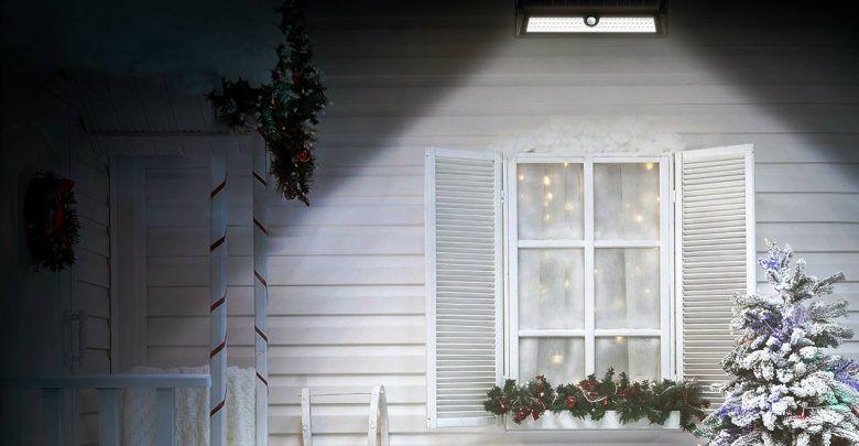 Mejores luces solares jard n 2018 - Luces solares jardin ...