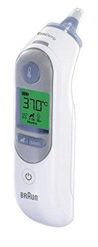termometro de frente y oido