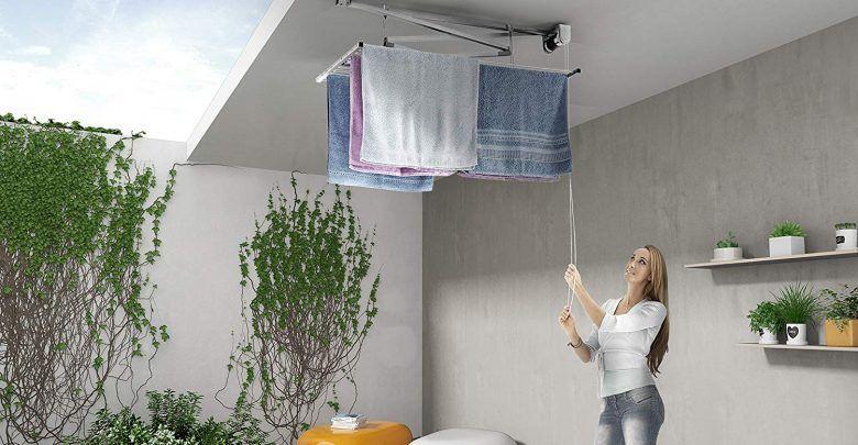 tendederos de ropa de techo