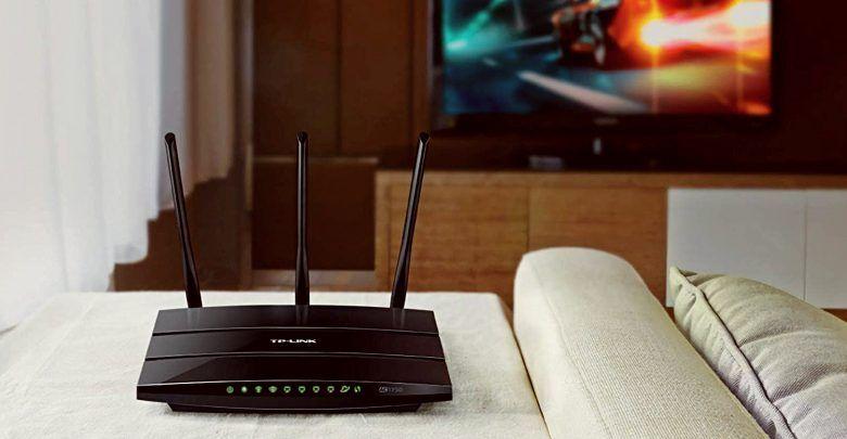 comprar router